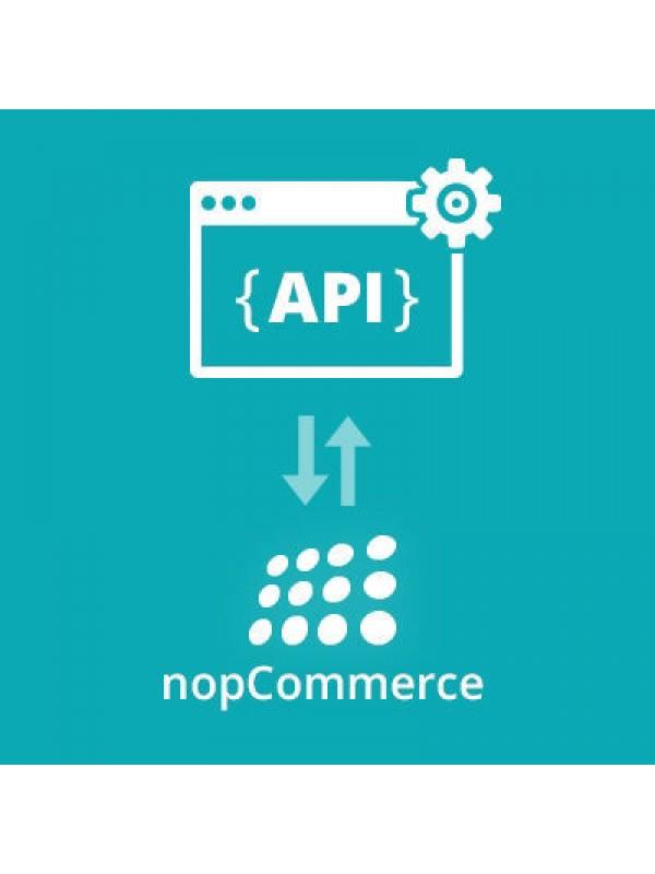 Nopcommerce API Plugin 4.30 with Source Code